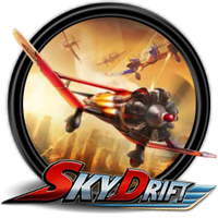 SkyDrift - Icon by DaRhymes