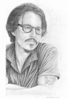 Johnny Depp by benskywalking
