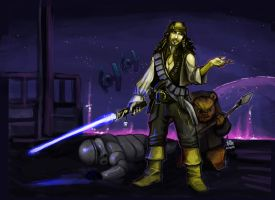 Star Pirate Wars by k-hots