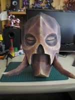 z8-0s Konahrik Dragon Priest Mask from Skyrim by Ultima-D
