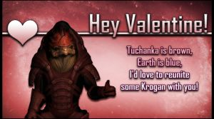 ME Valentine Wrex by Lordess-Alicia