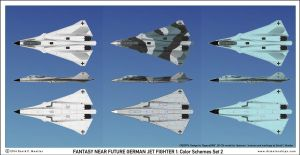Fantasy-Near-Future-German-Jet-Fighter-1-2 by dcmstarships