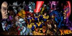 X-Men Pinup by TheRealSurge