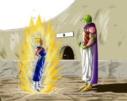 DBM Vegetto Vs Ghast Carcohl by BK-81