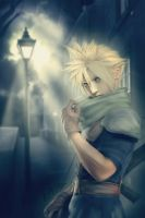 Cloud Strife by KatkoOota