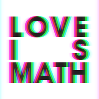 LOVE IS MATH by Sajextryus