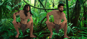 NEW Super HD Dylan Loin Cloth Models by carbint