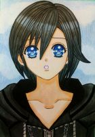 Xion manga version by dagga19