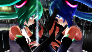 [MMD]The One by BlakeJX