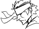 MGS Action Animation by E-Mann
