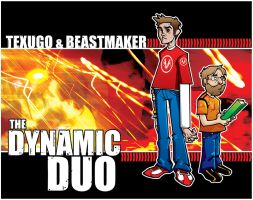 The DINAMIC DUO by texugo