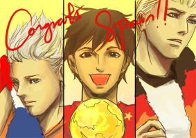 Congrat Spain-fifa world cup by rehihs