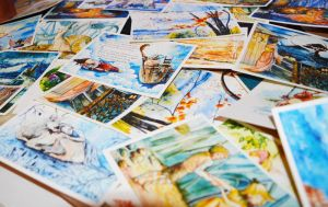 Postcards for Postcrossing2 by demprist