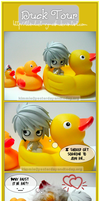 DNComic19 - Duck Tour by llawliet-ryuzaki