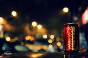 Cocacola by xeeshan-ch