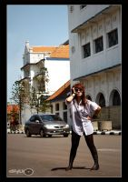 anggi on the street 1 by dhuo