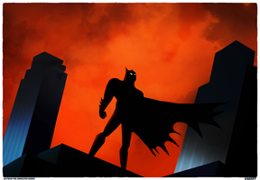 Batman: The Animated Series by Elayez