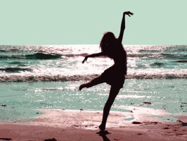 Dance by the Sea by chibilaney4298