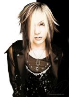 The Gazette: Uruha by MsMiyavi