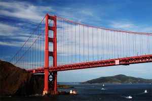 Golden Gate Bridge 2 by c00lpix