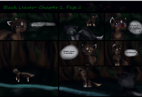 After The Last Hope: Black Leaves, Page 2 by Amerikat