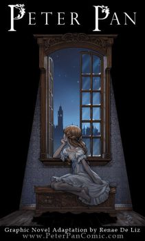 Peter Pan: The Graphic Novel by RenaeDeLiz
