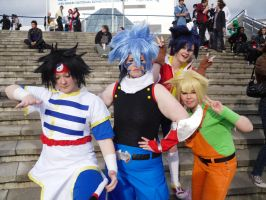 BEYBLADE - MCM May 2011 by DreamBex