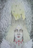 The Queen of Rotten Wood by Gawarin