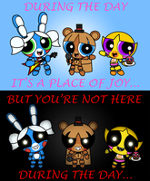 Five Nights at Blossom's by Death-Driver-5000