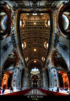 St. Peter's Basilica by erenabice