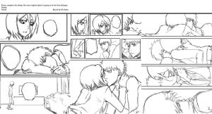 The Kiss 4 Ichiruki by teora