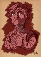 Tyrion Lannister by stayte-of-the-art