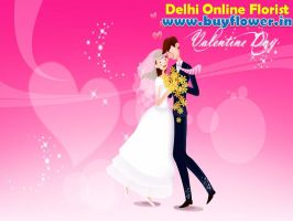 Send Gifts And Flowers In Valentine Day by sangitatyagi