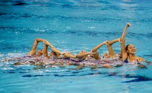 SEA Games Synchronised Swimming 2 by Timothy-Sim