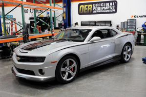 Chevy Camaro Yenko Tribute by TheCarloos