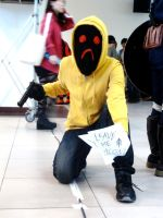 Bring it on!_Creepypasta cosplay Hoody by MHD0524