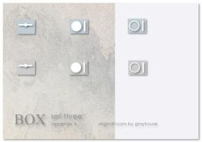 BOX seri three appendix A by Grayhouse