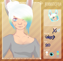 Angel -- Rabbitopia by o0BrokenSeaGlass0o
