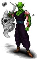 Piccolo by TimothyJamesF