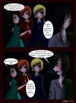 Diary of princess: page 33 by G3N3