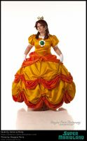 Princess Daisy Cosplay I by Serenity-Sama