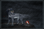 rain by DarkBroken