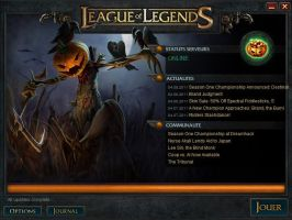 LOL personal Launcher - Fiddle by Alstorius