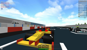 Roblox: Target GP Dodge by blackevil915