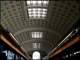 Library Perspective by MrDanny