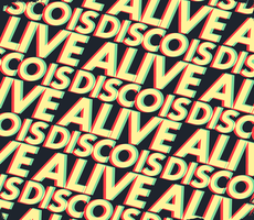 Disco is Alive by aanoi