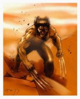 Wolverine... by Kofee77
