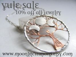 Yule Sale by MoonLitCreations