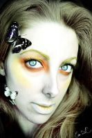 Effie Butterfly inspired makeup by Chuchy5