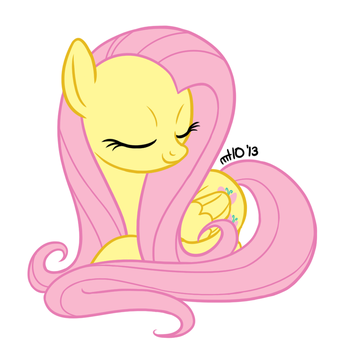 Fluttershy 3 by empty-10